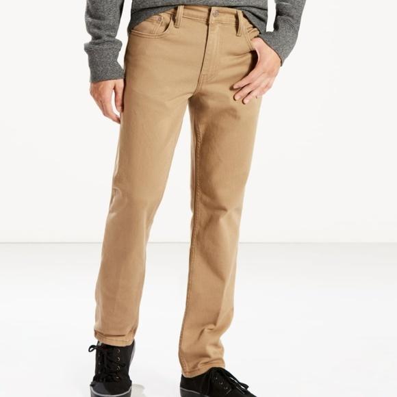7b4d1ff7023 Levi's Jeans | Levis 511 Slim Fit Chinos Lead Grey Code04511 | Poshmark